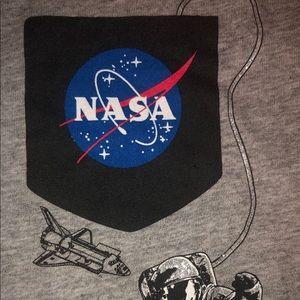 *NEW NASA Tee (Size 10/12)